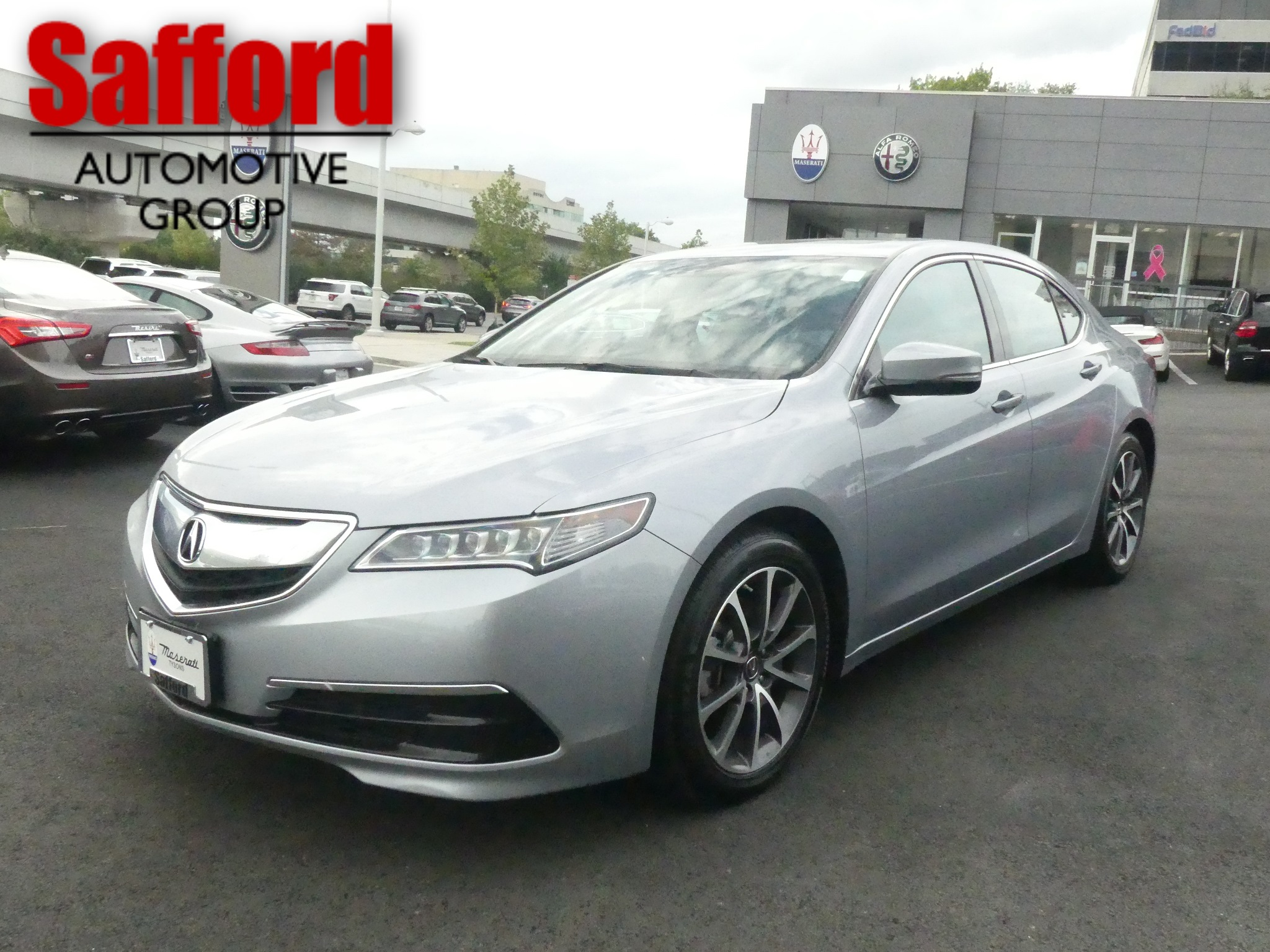 PreOwned Acura TLX V Tech Dr Car In Salisbury P - Pre own acura
