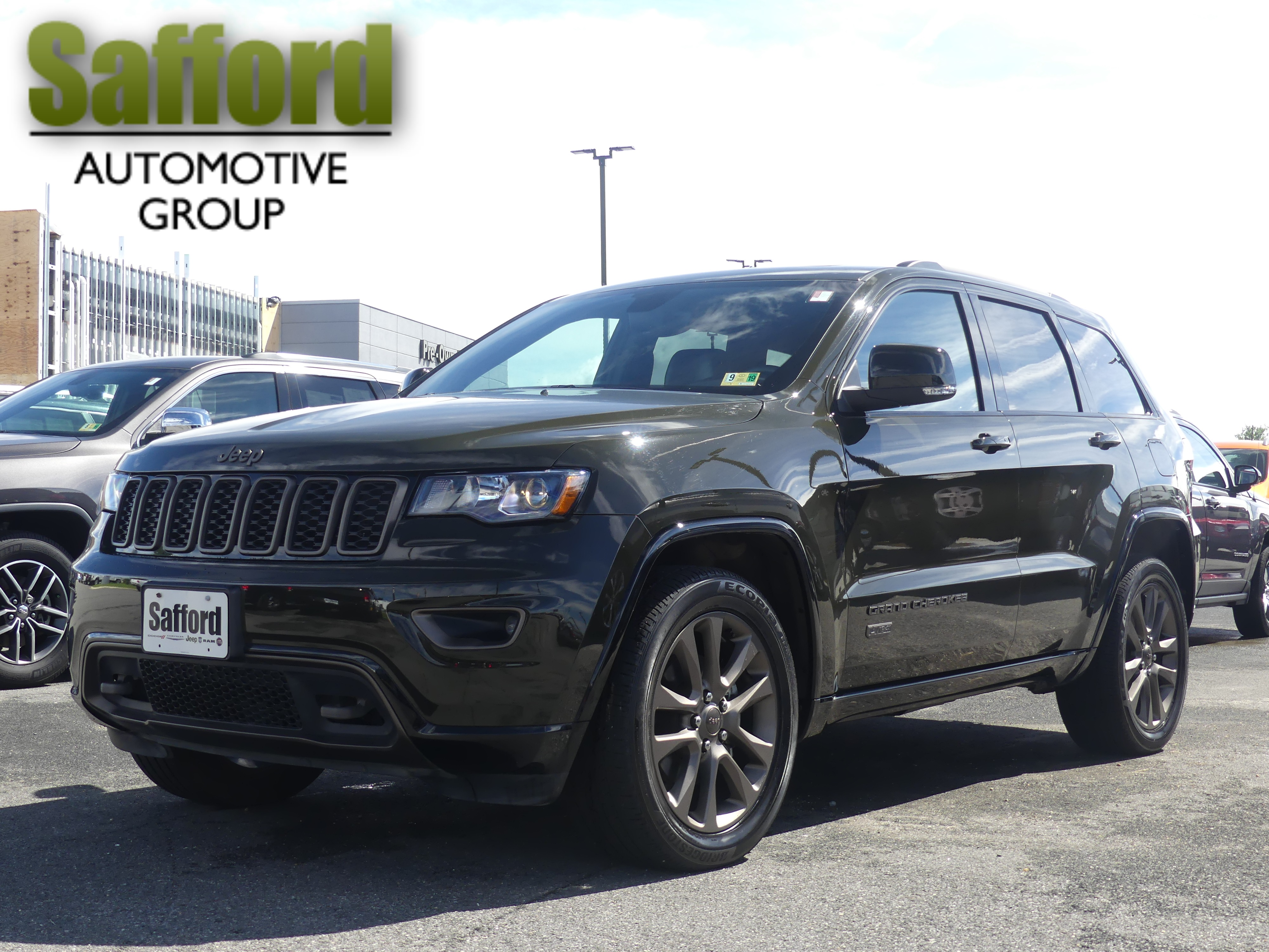 Great Certified Pre Owned 2017 Jeep Grand Cherokee Limited