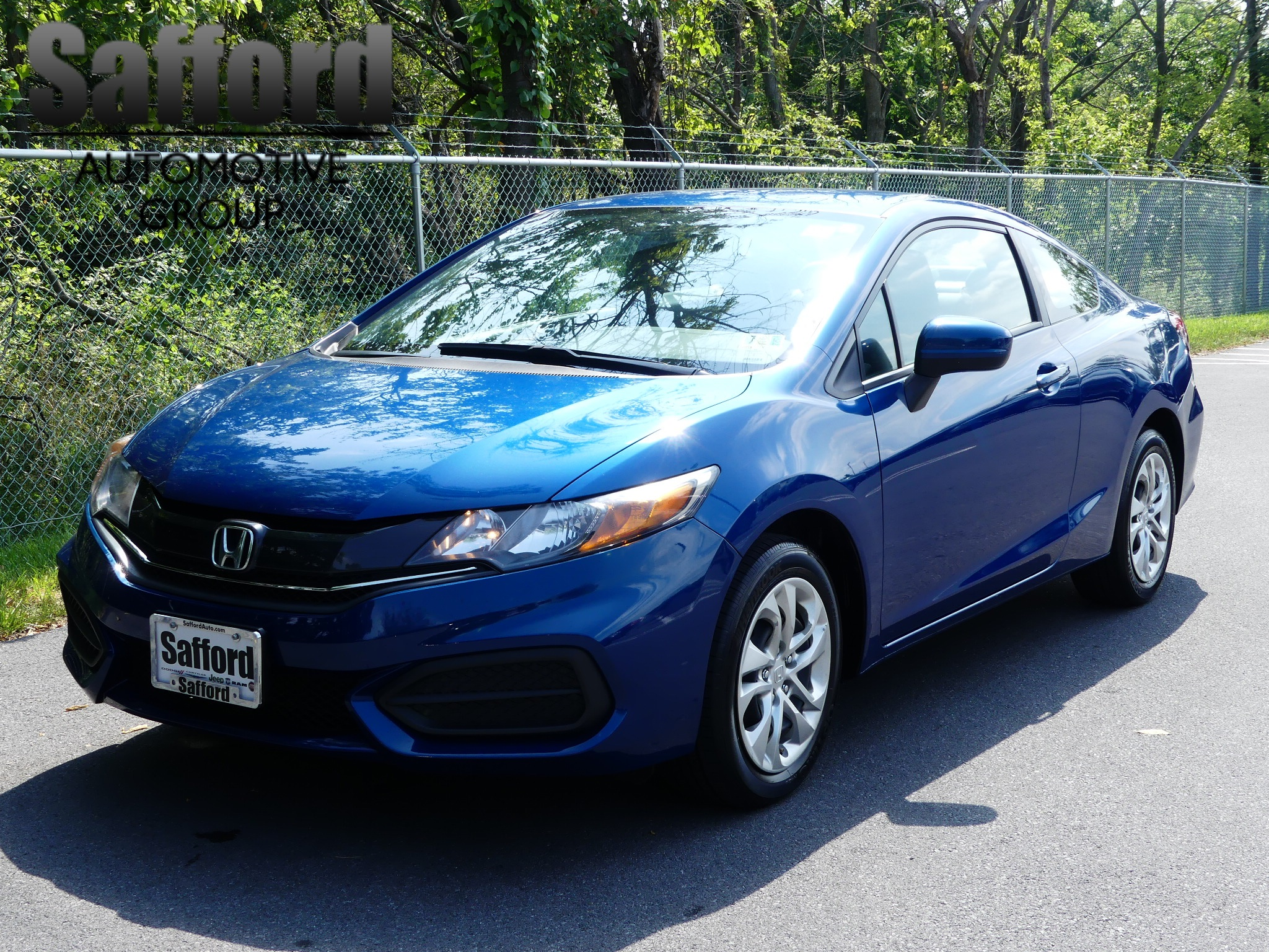 Pre Owned 2015 Honda Civic Coupe LX