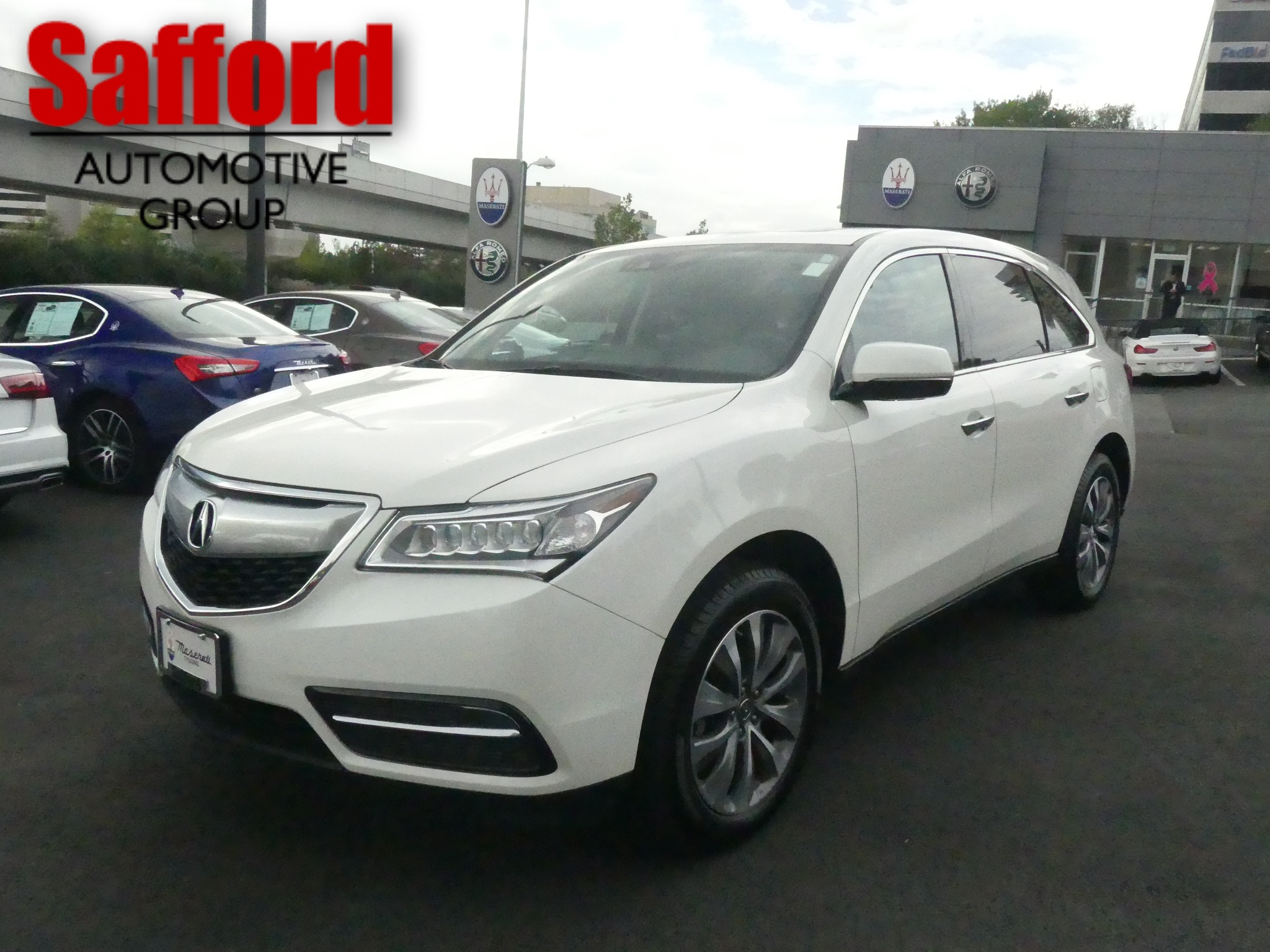 PreOwned Acura MDX Sport Utility In Salisbury P Safford - Acura mdx pre owned