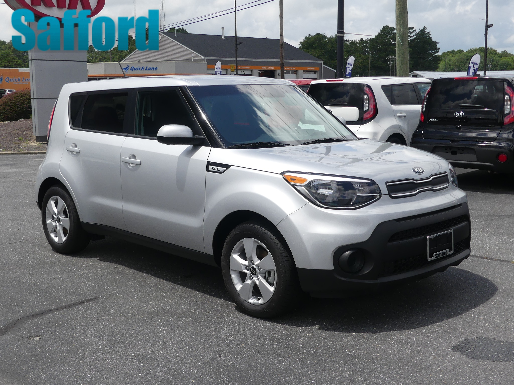Kia Soul: Outside temperature