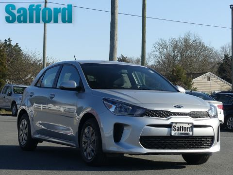 New 2019 Kia Rio 5-door S